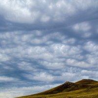 Небо низко :: Марина Кириллова