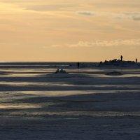 Закат на Финском заливе :: Мария Кондрашова