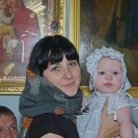 После Крещения. :: Раскосов Николай