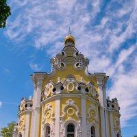 Церковь иконы Божьей Матери «Взыскание погибших» :: Игорь Найда