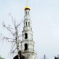 Николо Угрешский Монастырь в Подмосковном городе Дзержинский :: Ольга Кривых
