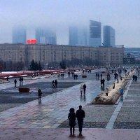 Вид на Москву :: Екатерина Василькова