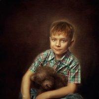 Братья :: Анастасия Аникеева