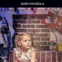 У камина :: Ирина Митрофанова студия Мона Лиза