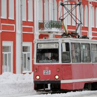 Трамвай 9 номер :: Savayr