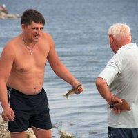 я тебе как рыбак рыбаку говорю! :: Oleg Akulinushkin