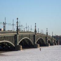 Троицкий мост :: Игнат Веселов
