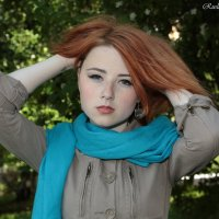 Влюблённый лисёнок-15. :: Руслан Грицунь