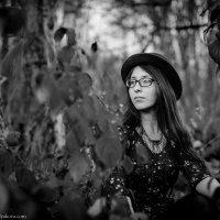 Девушка в шляпе :: Olga Zemlyakova