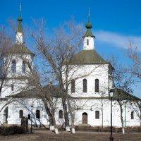 Церковь Петра и Павла, XVIII в. :: Максим Никитин