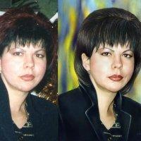 Портрет сестры, :: Lyuba-Viktoria Халявина.