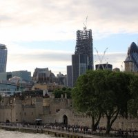 the London city :: Olga