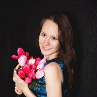 """Молодая мамочка ,семейная съемка в студии """"Love"""" :: Татьяна Кочева"""