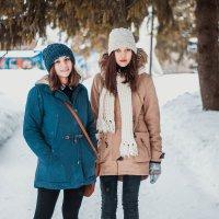 Подружки :: Dinara Nebaraeva