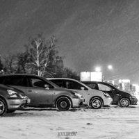 Honda stream :: Вадим Куликов