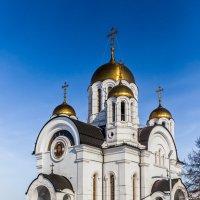 Храм Георгия Победоносца :: Александр Малышев