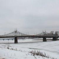 Старый Волжский мост :: vladimir воронов