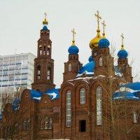 Церковь Александра Невского :: Дмитрий Чулков