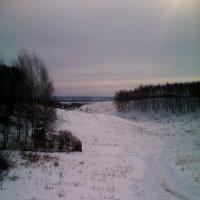 Зимнее поле :: Tarka