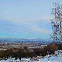 Вид на Карпаты :: Ростислав