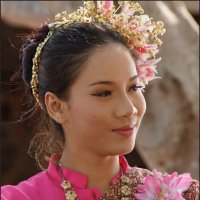 Тайская красавица :: Наталия Григорьева