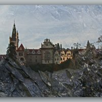 Скалы и замки :: Olena