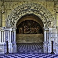 порталы Fontevraud L'Abbaye Royale :: Petr Popov