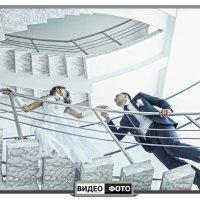 На лестнице :: Антуан Мирошниченко