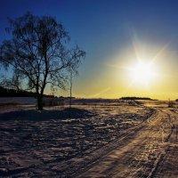 Утомленное солнце :: Анатолий Иргл