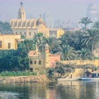 Такой разный Каир (смог,  раннее утро). :: Elena Izotova