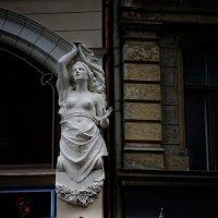 На улочках Риги. :: Lidija Abeltinja