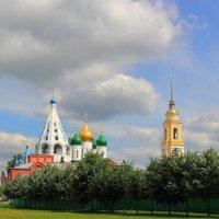Коломенский кремль. :: Victor Klyuchev