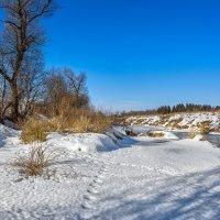 Последняя неделя зимы. :: Эдуард Пиолий