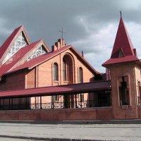 Католический храм :: Михаил Андреев
