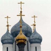 Купола :: Михаил Андреев