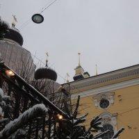 Собор Владимирской иконы Божией Матери :: Евгения Чередниченко