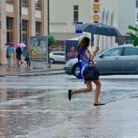 Летний дождь :: Юрий Анипов