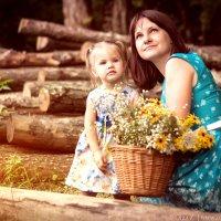 Дочки-матери :: Olga Zemlyakova