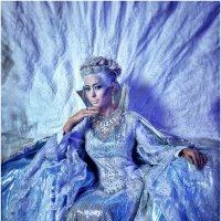 Снежная Королева :: Ренат Менаждинов