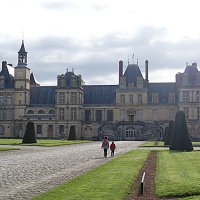 Дворец Фонтенбло,Франция :: svetlanavoskresenskaia