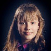 Просто портрет девочки :) :: Андрей Попов