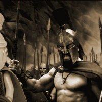 300 спартанцев :: Лариса Корж