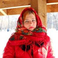 Русская краса :: Анастасия Шумихина