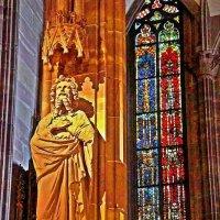 в Страсбургском соборе :: Александр Корчемный