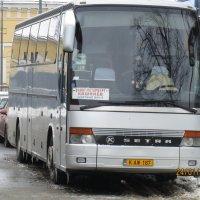 Автобус между двумя вокзалами :: Василий С