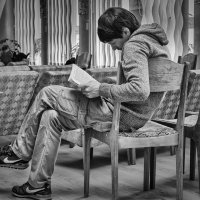 В плену у чтения :: Tatsiana Latushko