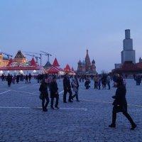 Москва :: Андрей Анисимов