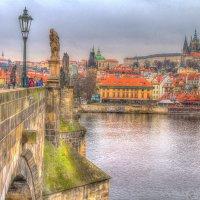 Карлов мост (Karlův most).1. Прага. Чехия. :: Иван Пшеничный