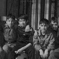 Мальчишки :: Юрий Винницкий
