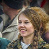 А на груди- медаль за Крым! :: Игорь Кузьмин
